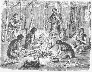 Особенности первобытной культуры. Ритуалы
