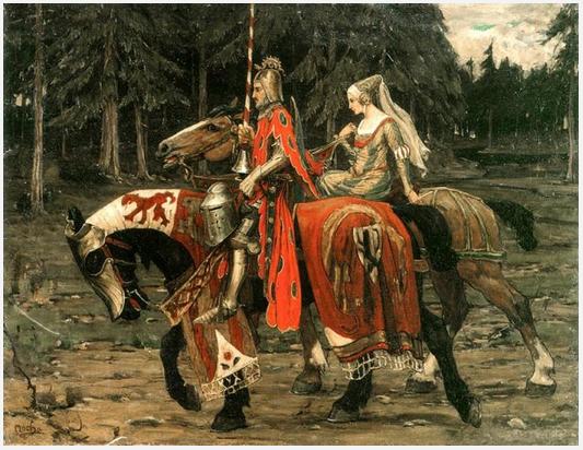 Рыцарская культура Средневековья