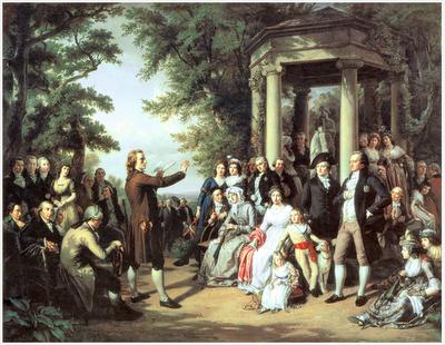 Культура эпохи Просвещения